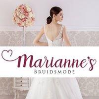 Mariannes-bruidsmode