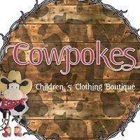 Cowpokes: Children's Clothing Boutique
