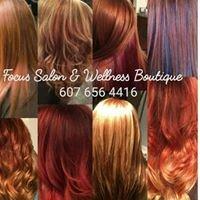 Focus Salon & Wellness Boutique