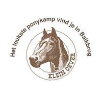 Ponykamp Klein Oever