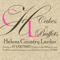 HCL Cakes & Buffets - Helen's Country Larder