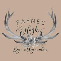 Faynes & Hugh - By Ashley Culver
