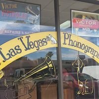 Las Vegas Phonograph Company & Antique Traders