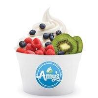 Amy's Fresh & Frozen Yoghurt