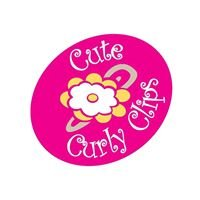Cute Curly Clips