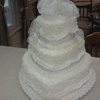 Wedding Cakes and Italian Cookies by Rose