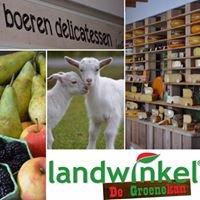 Landwinkel de Groenekan