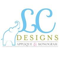 LC Designs Applique & Monogram