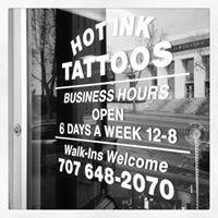 Hot Ink Tattoos