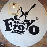 Mix&Go FroYo Melbourne