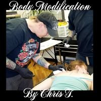 Body Modification by Chris T.
