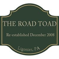 The Road Toad In The Valley of Ligonier, PA
