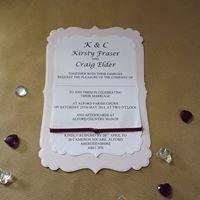 Highland Wedding Stationery - Angel Cardz