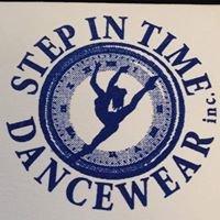 Step In Time Dancewear Inc.