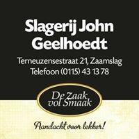Slagerij John Geelhoedt