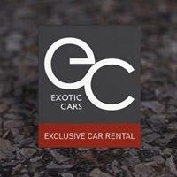 Exotic Cars - Exclusive Car Rental