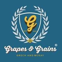 Grapes & Grains