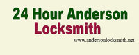 24 Hour Anderson Locksmith