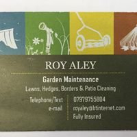 Roy Aley Services Ltd