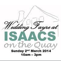 Weddings at Isaac Lord