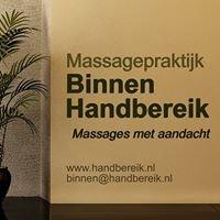 Massagepraktijk Binnen Handbereik