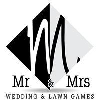 Mr & Mrs M - Wedding Games