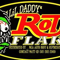 """LiL"" DaDdY RoTh MeTaL FlAkE"