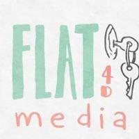 Flat 4D Media