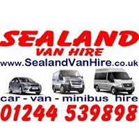 Sealand Van Hire