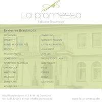 La Promessa Exclusive Brautmode