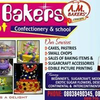 A.M. Bakers Concept Confectionery And School