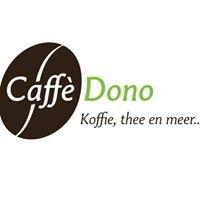 Caffè Dono - Koffie, thee en meer