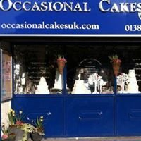 Occasional Cakes and Bostin Balloons