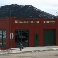 Victor's Gold Camp Ag & Mining Museum