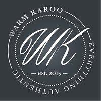 Warm Karoo & The Kitchen