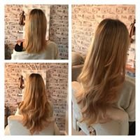 Nicki Macnicol's Hair Extensions