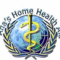 Ana's Home Health Aid