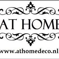 At Home WoonDecoratie