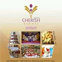 CHERISH EVENTS