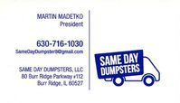 Same Day Dumpsters