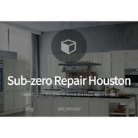 Sub-zero Repair Houston