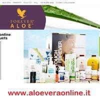 Aloe Vera prodotti e integratori alimentari della Forever Living Products - Martina Hahn, naturopata