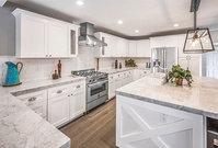 Long does it take to remodel a kitchen