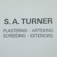 S.A Turner Plastering