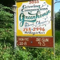 Growing Companions Greenhouse