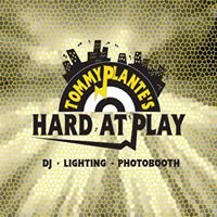 Hard At Play DJ Lighting Photobooth
