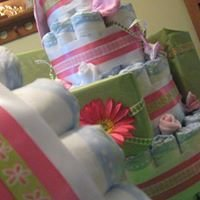 Diaper And Towel Cake Creations