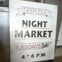 Deer Isle Night Market