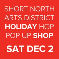 Holiday Hop Pop Up Shop