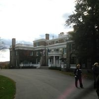 FDR Home and Museum at Hyde Park NY